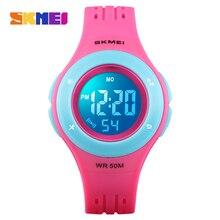 SKMEI New Kids Watches Boys Sport Digital Watch Gift For Gir
