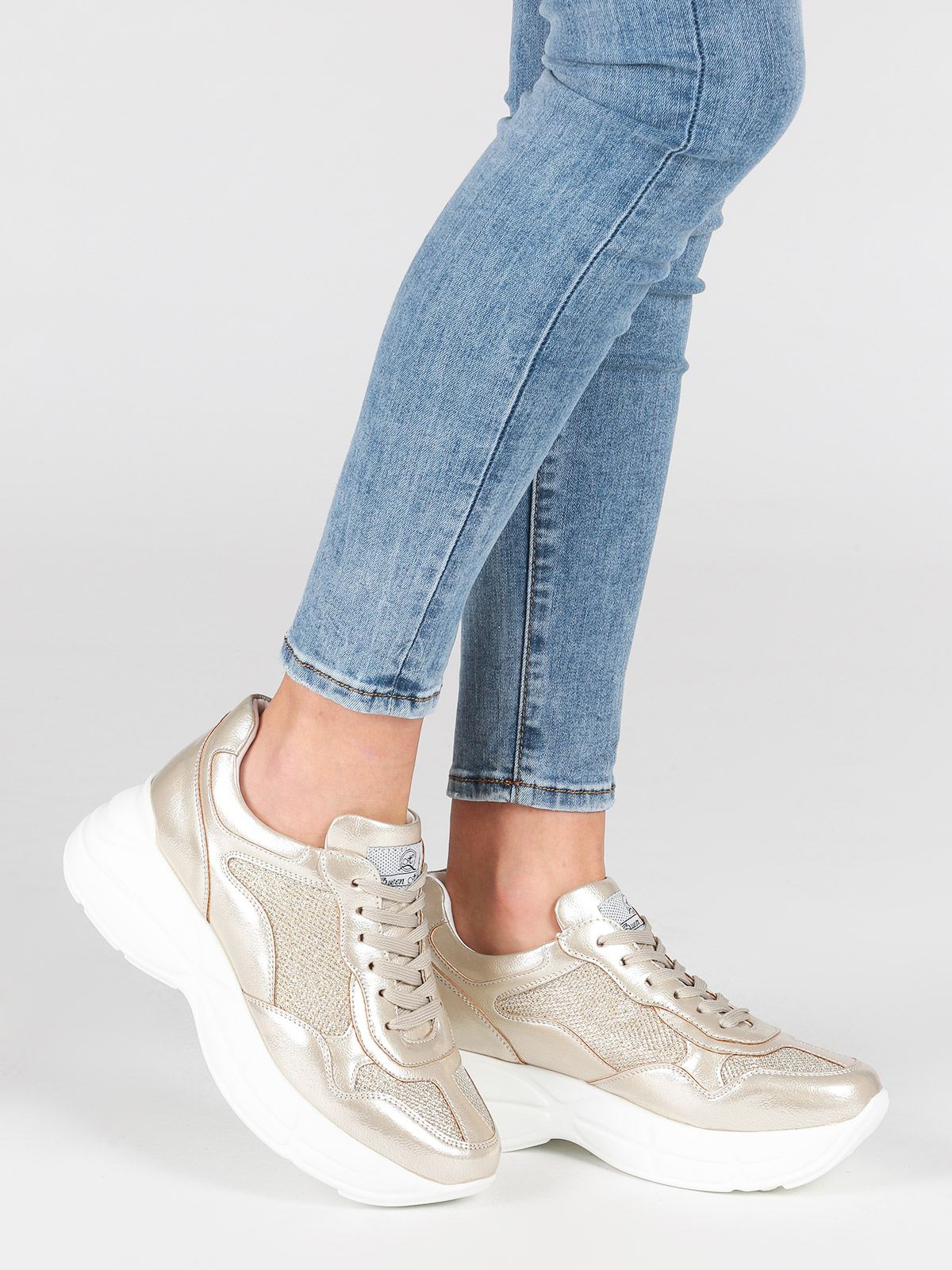 Woman Fashion Sports Casual Shoes