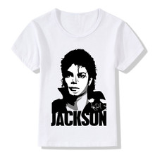 Kids Michael Jackson T-shirt – Bad Design – Childrens