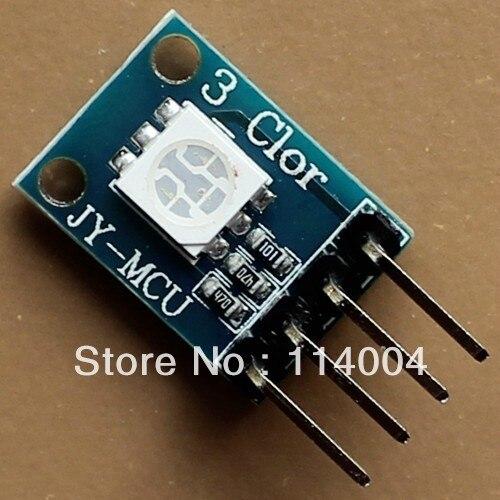 NEW Arduino MCU Compatible RGB Module 3 Color LED SMD