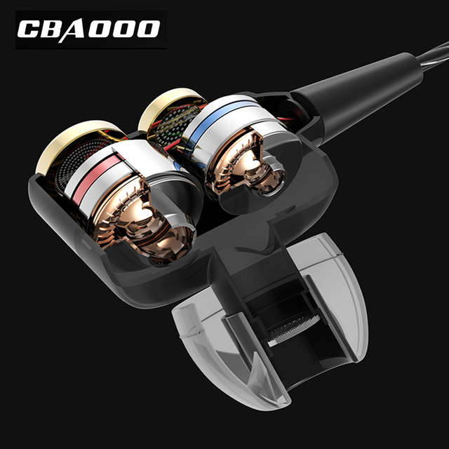 CBAOOO Bluetooth Earphones HIFI Frolic Stereo Bass Earbuds 4 Keynoters Headset Bluetooth 4.