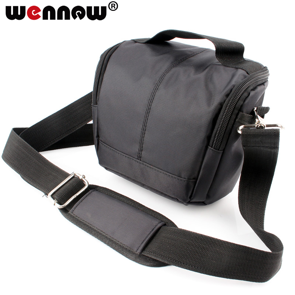wennew Waterproof <font><b>Case</b></font> Camera Bag For Panasonic <font><b>Lumix</b></font> GF10 GF9 GF7 GF6 GF8 LX7 <font><b>LX100</b></font> LX10 FZ2500 FZ200 FZ150 FZ100 image