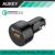 Aukey carregador de carro com carga rápida 3.0 para samsung iphone 7 plus/5/6/6 s galaxy s7/edge htc 10, lg g5 xiaomi lg huawei e muito mais