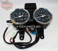 Высокое качество GN 125 GN125 Спидометр и тахометр Полные Часы Измерительные приборы