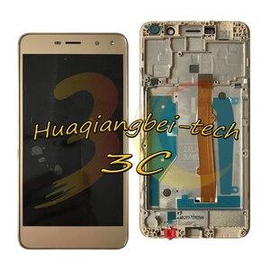 Image 2 - Neue Für Huawei Nova Junge 4g LTE MYA L11/Y6 2017 MYA L41 MYA L01 Volle LCD DIsplay + Touch Screen digitizer Montage Mit Rahmen