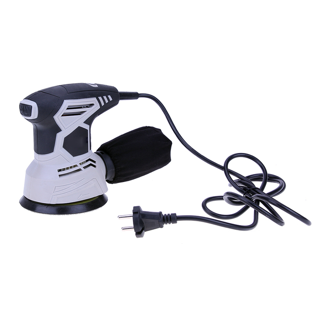 240W 12000r/min Electric Sander Kit Woodworking Sanding Machine For Wood  Household Decoration Furniture Wall