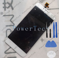Original Oukitel U20 Plus Front Panel Touch Glass Digitizer Screen With LCD Display For U20 Plus