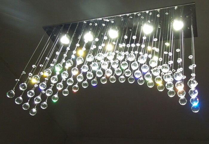 Led moderno semplice illuminazione tavolo da bar lampada lampadario