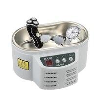 Mini Smart Ultrasonic Cleaner Tool Sterilizing Cleaning Ultrasound Wave Washing for Jewelry Glasses Ultrasound Bath Machine