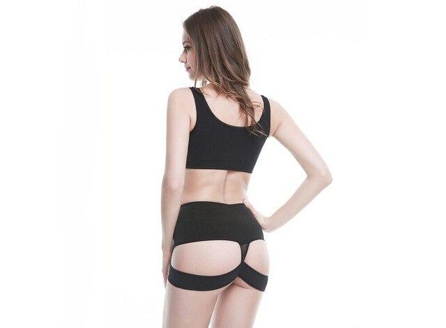 cd0234f69 Women Bum Lift Knickers Fullness Butt Lift Booster Booty Lifter Panty Tummy  Control Body Shaper Enhancer Summer Style