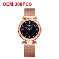 Женская заколка для волос Lxury звездное небо для женщин часы модные женские часы водостойкие сталь наручные для женщины Relogio Reloj