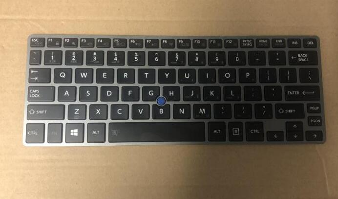 New laptop keyboard for Toshiba Portege Z30-A Z30-B Z30-C Z30T-B Z30T-A Satellite Z30-A Z30t-A QWERTY US keyboard