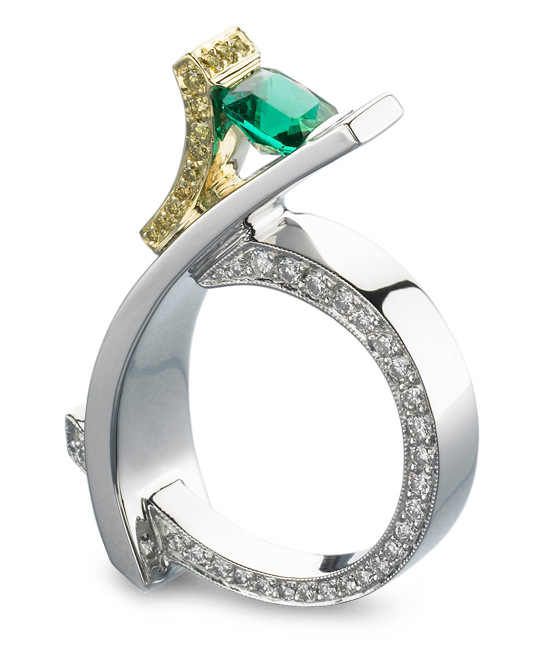 น่ารักชายหญิงสีดำสีเขียวสีม่วงหินแหวนเงินแหวนแต่งงานสัญญาหมั้นแหวนผู้ชายและผู้หญิง