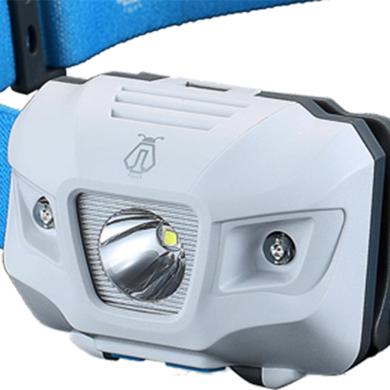 AAA battery headlight JETBeam HP35 Cree XP-G3 HP35 max. 200 lumen beam distance 90 meter portable head light for bicycle hiking