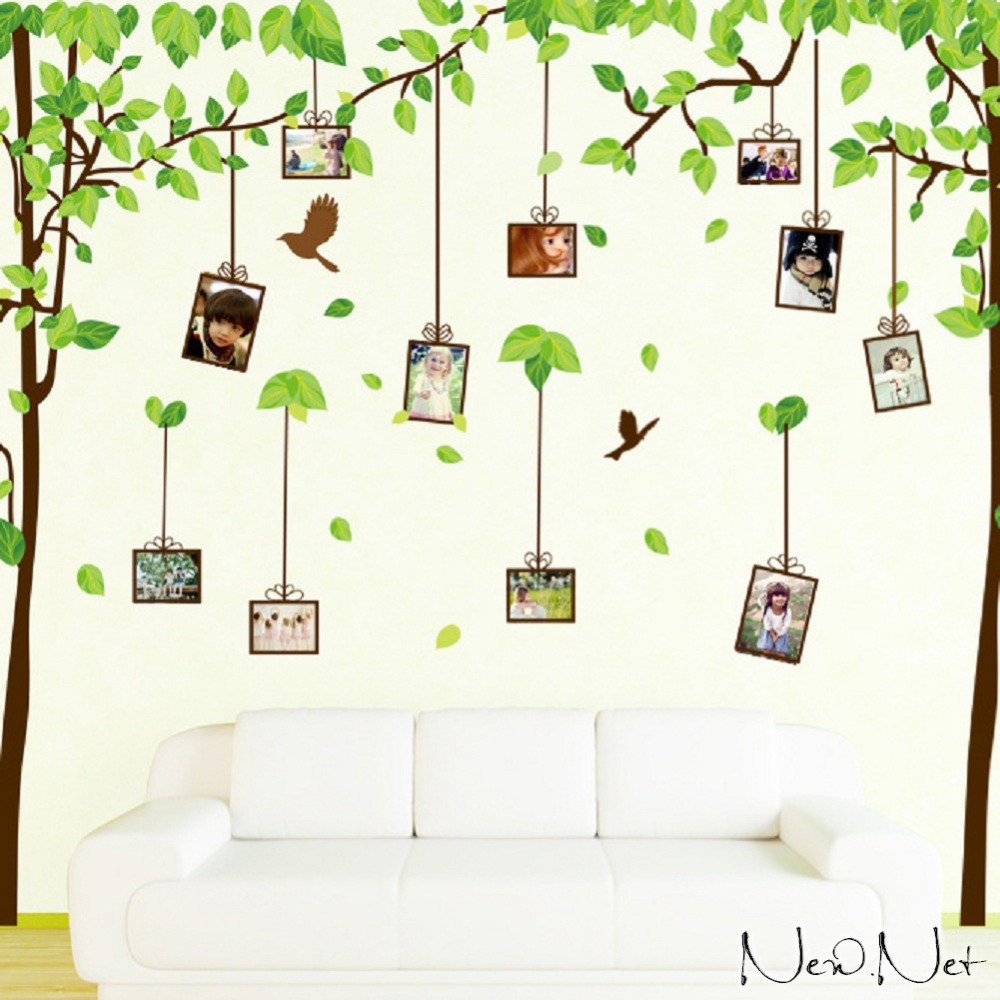 Gambar Wallpaper Motif Pohon