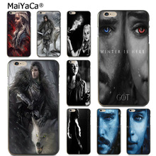 MaiYaCa Got Season 7 Poster Classic High-end Phone Accessories Case for