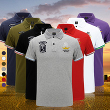 Mens Polo Shirt plus size 4xl Brand Casual Breathable Men Polo Solid Color Polo Shirts air force one embroidery Polo Ralphly Men