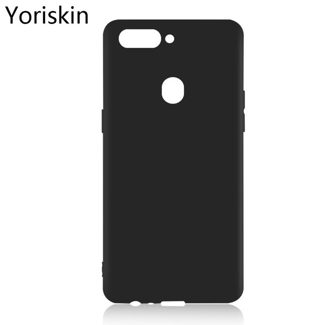 new concept 6b89b 5f072 US $93.1 5% OFF|New Case For Oppo R15 Soft TPU Rubber Protective Slim Back  Phone Cover Case For Oppo R15 Anti Scratch Silicone Case Fundas-in ...