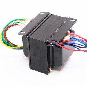 Image 3 - Выход трансформатора 300 Вт: 0 в, 0 5 в * 3, 0 6 в для усилителя трубки 300B