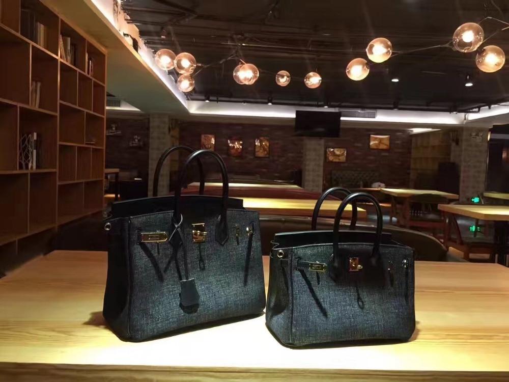 2017 ძვირადღირებული suede Handbag - ჩანთები - ფოტო 6