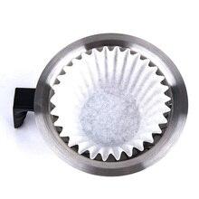 1000/500 sztuk 12Cup amerykańska kawa bibuła filtracyjna ekspres do kawy wymiana Cafe Coffee Ware do koszyka RH 330