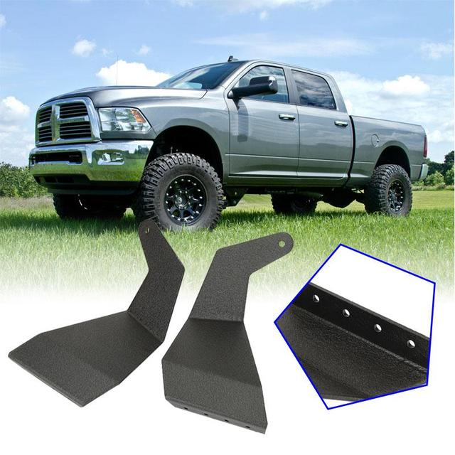 A pair solid steel windshield mounting brackets for 52 straight a pair solid steel windshield mounting brackets for 52 straight light bar for dodge ram aloadofball Images