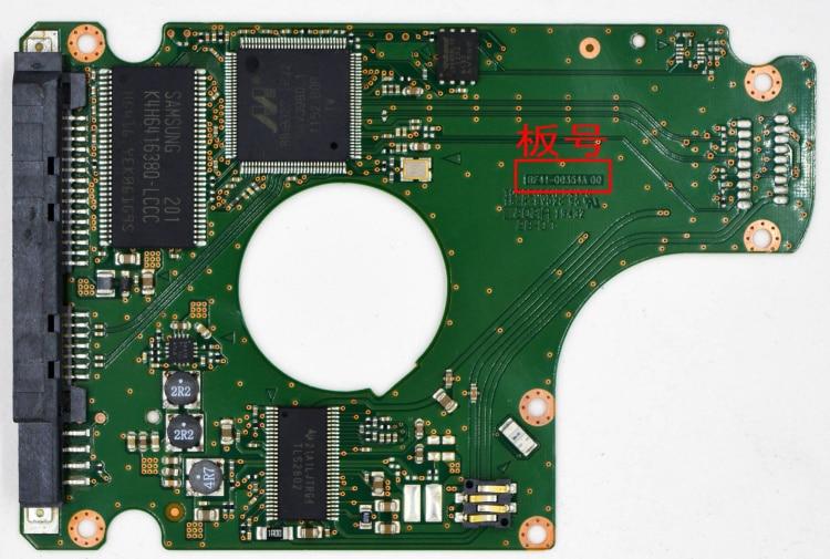 HDD PCB logic board BF41-00354A M8_REV.03 HN-M101MBB ST750LM022