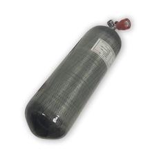 2017 breathing apparatus scba 9L air tank hydrogen cylinder 300bar 4500psi inflatable scuba tank with valve --J цена и фото