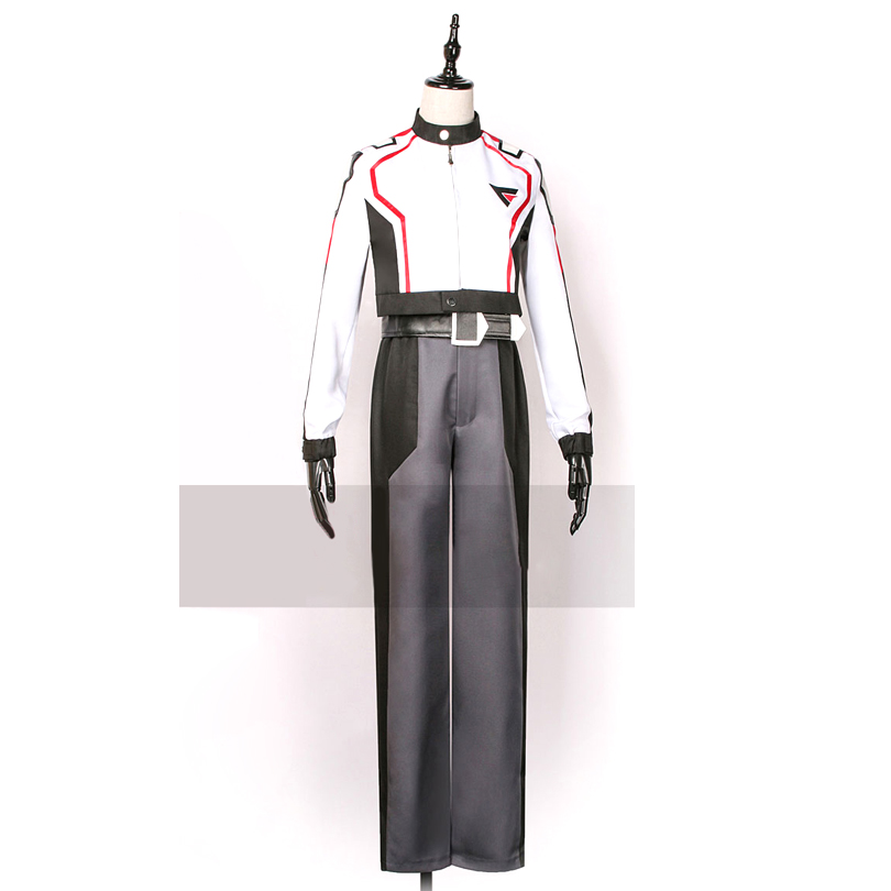 Macross Delta Messer Ihlefeld Cosplay Costumes Cosplay Clothes , Perfect Custom for You !