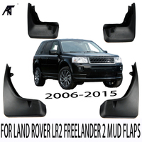 MUDFLAPS FIT FOR LAND ROVER LR2 FREELANDER 2 2006 2015 SPLASH GUARDS MUD FLAP FRONT REAR ACCESSORIES 2008 2009 2010 2011 2012