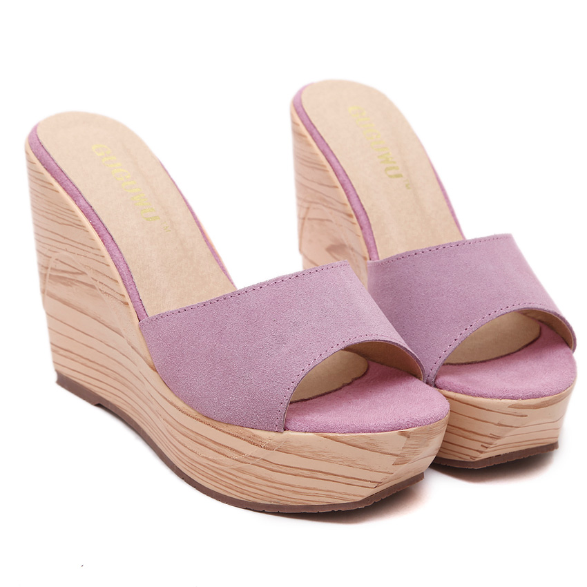 Slippers Sandals Thick-Soled Summer New Outdoor