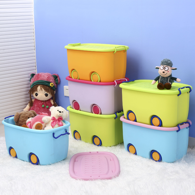 Plastic Clothes Storage Containers