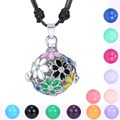 Angle Ball Bola Chime Pregnancy /Baby Pendant & Necklace Whisper Chime 60-120cm Adjustable Rope Pregnancy Bola