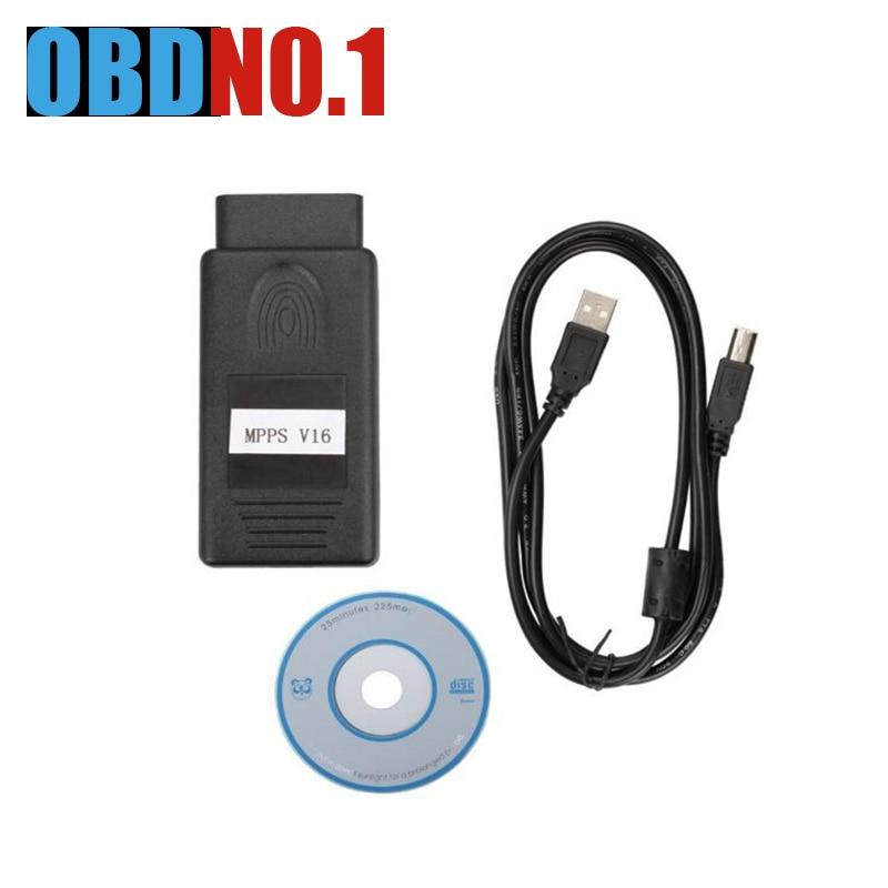 imágenes para ZOLIZDA MPPS 16 K Puede Flasher ECU Chip Tuning Herramienta MPPS V16 ECU Leer/Escribir Flash Chip Tuning MPPS V16 Alta Recomendada En venta
