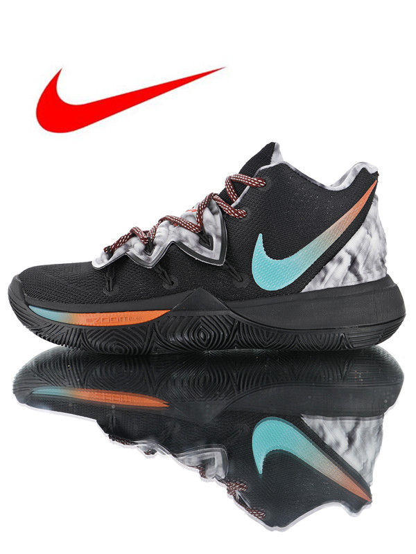 official photos 1d522 03738 New Arrival Original Nike Kyrie 5 Men s Basketball Shoes, Breathable,  Abrasion Resistant breathable Non Slip AO2919 910-in Basketball Shoes from  Sports ...