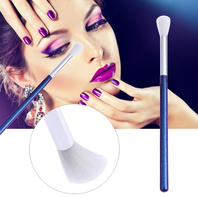 1Pc Professional Eye Brush Small Flat Eyeshadow Pencil Eyes Shadow Make Up Brush Makeup Cosmetic Brushes Beauty Tool Accessories g061 professional makeup brush goat hair ebony handle make up eyeshadow blending brushes cosmetic tool eye nose shadow brush