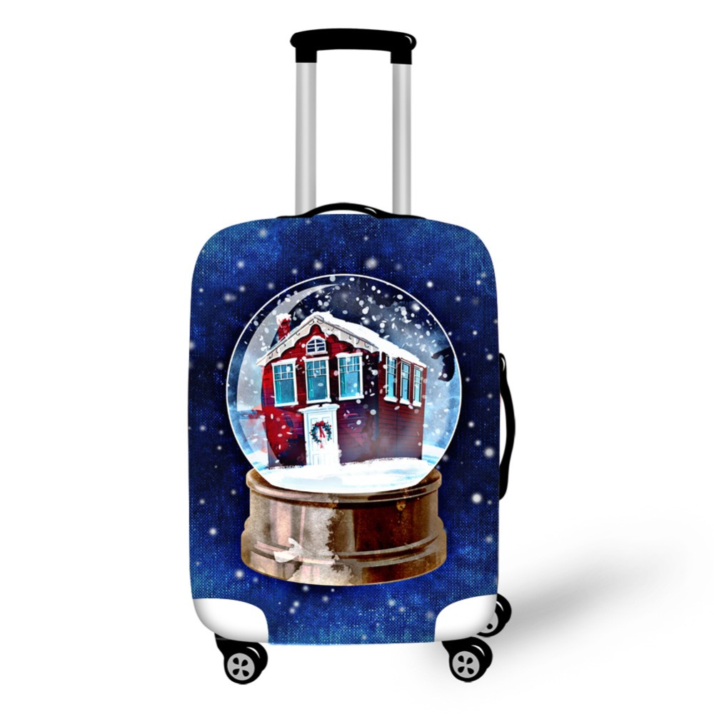 Gift Design travel accessories suitcase protective covers 18-30 inch elastic luggage dust cover case stretchable