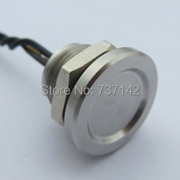 ELEWIND 12mm 316L Stainless steel piezo switch (12mm,PS122Z10YSS1,Rohs,CE)ELEWIND 12mm 316L Stainless steel piezo switch (12mm,PS122Z10YSS1,Rohs,CE)