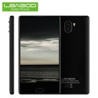 Leagoo Kiicaa Mix 4G LTE Unlock Android 7 0 Mobile Phone MTK6750T Octa Core Fingerprint Smartphone