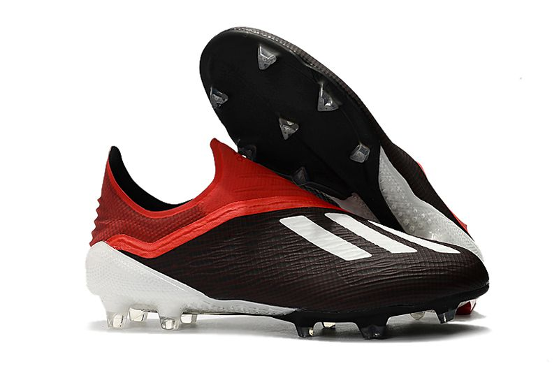 6 Colors MLLZF Mens High Ankle Soccer Shoes Best Quality 2018 X 18 FG Football