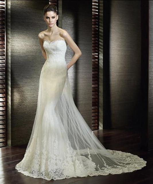 free shipping 2016 mermaid dress sweet bride bridal tulle bolero debutante  brides maid cinderella white lace e500968f33a1