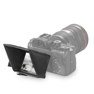 Image 4 - SmallRig Camera Screen Sun Shield Hood for Sony A7 A7II A7III A9 Series DSLR Camera/Camcorders Viewfinder Sunshade Hood 2215