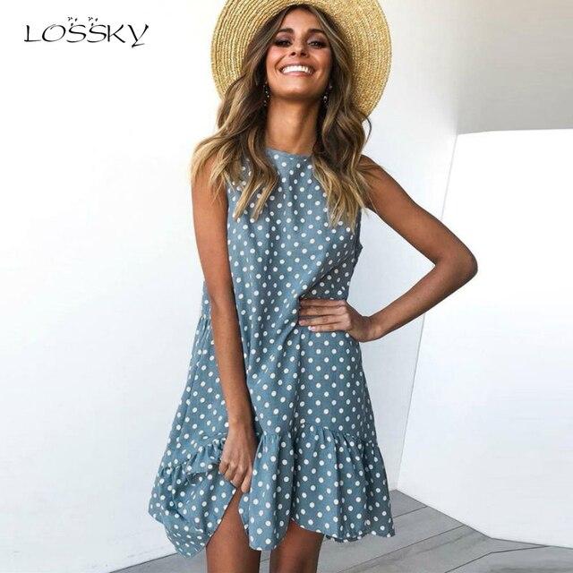 Lossky Women Summer Dress 2