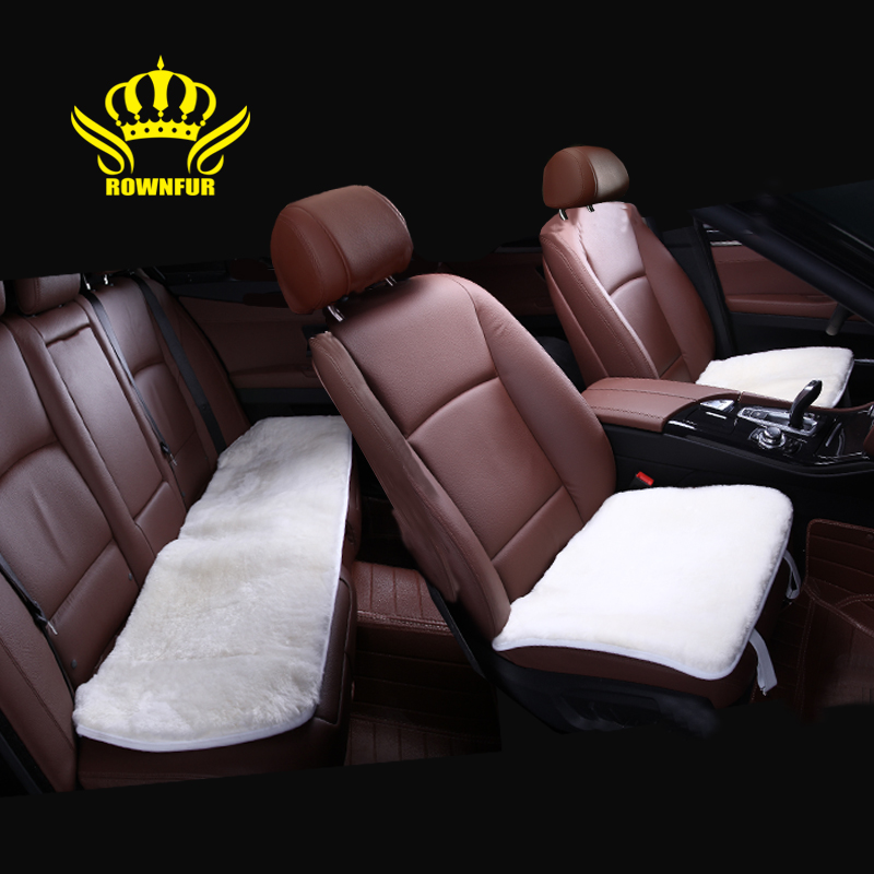 square car seat cover Universal fake fur on the seat is very mild winter warm summer
