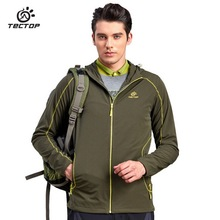 Autumn Winter New Quick-drying Elastic Sport Jacket Camping Climbing Biking Travel Trench Coat  Breathable Waterproof Jacket
