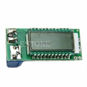 Image 4 - 1PC Lithium Li ion 18650 battery tester Capacity Current Voltage Detector LCD Meter Drop Shipping