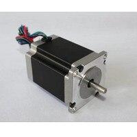 Nema23 Stepper Motor 57HS76 3004 1.89N.m 3A 4 Lead Nema 23 stepper motor 57*76mm 270Oz in for 3D printer