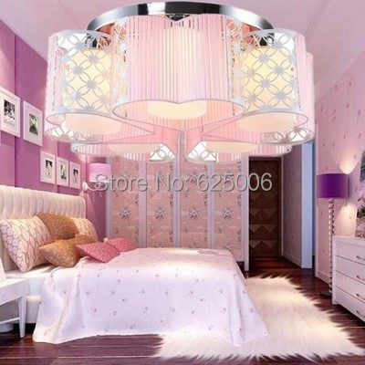 3 head hand knitting ceiling light living room/bedroom light ...