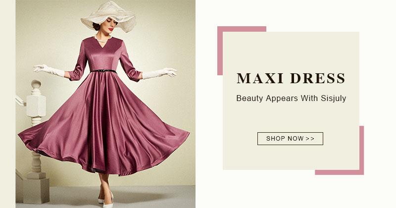 2 maxi dress