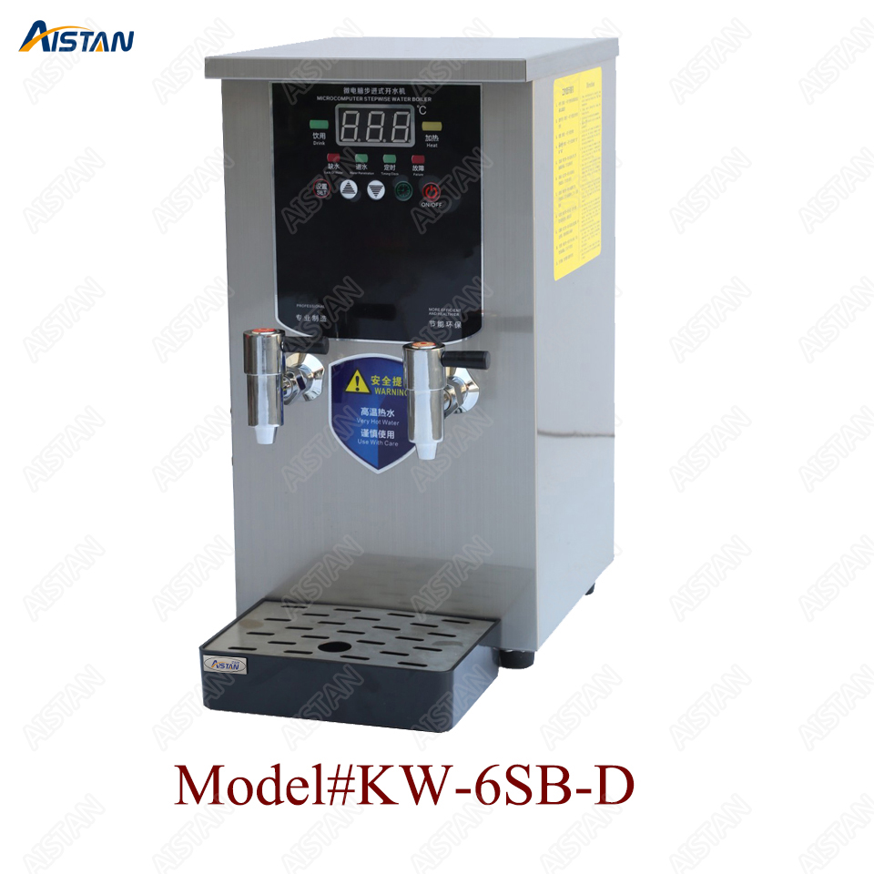 KW10SK Commercial drinking water boiler/stainless steel electric Stepwise water boiler for kitchen equipment 1